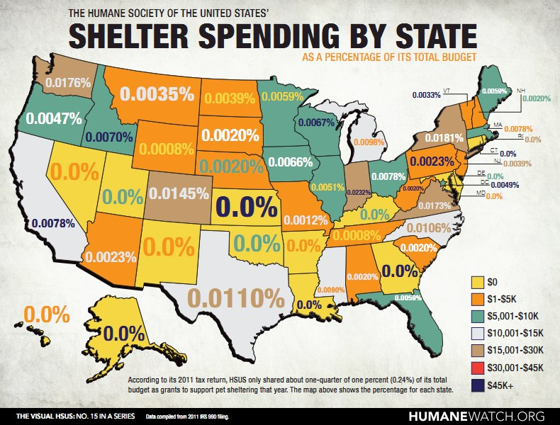 Shelter Grants 2011