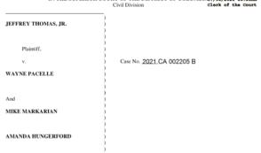 HSUS Execs Hit With Big Lawsuit